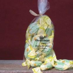 Honig - Zitronen - Bonbons
