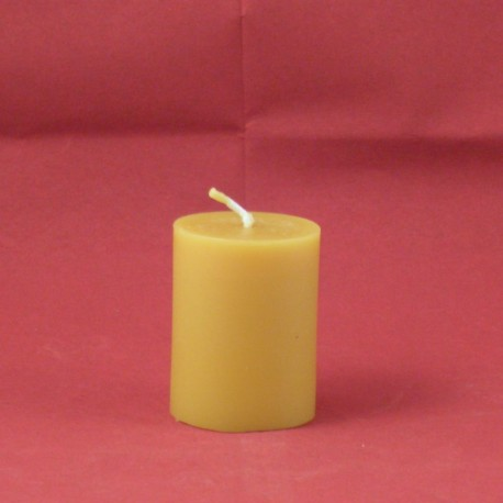 Kerze ca. 5,5 c 4,5 cm