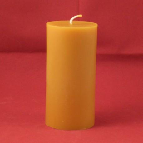 Kerze ca. 13 x 6 cm