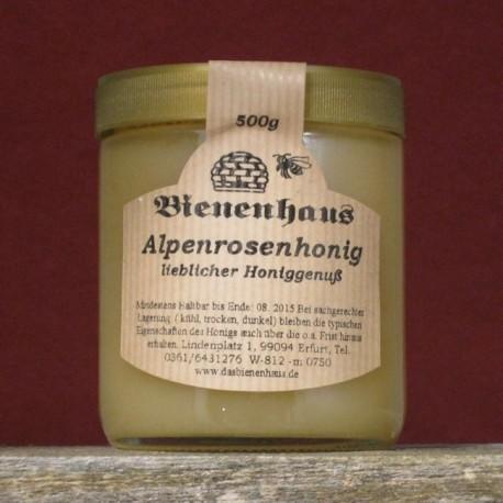 Alpenrosenhonig