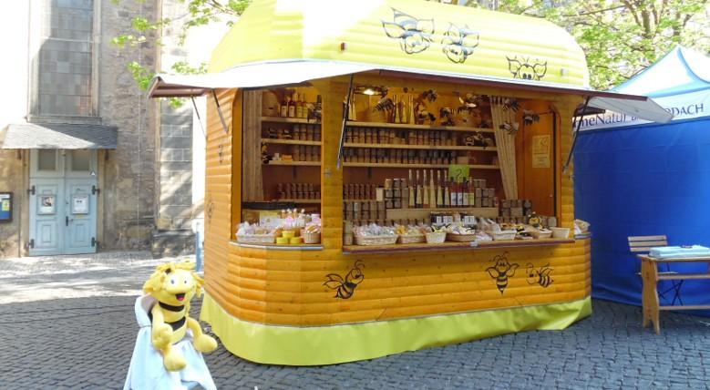 Unser Bienenkorb